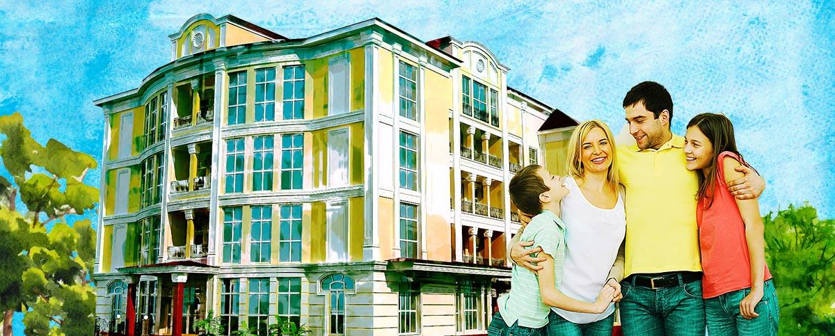 Всей семьей в августе — в новый отель «Грей ИНН»!!!!!