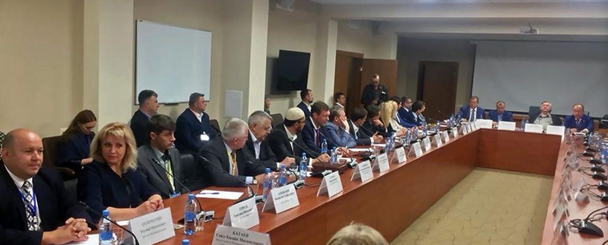 Местом заседания Изборского клуба был выбран наш конференц-зал «ЦИВИЛИЗАЦИЯ»