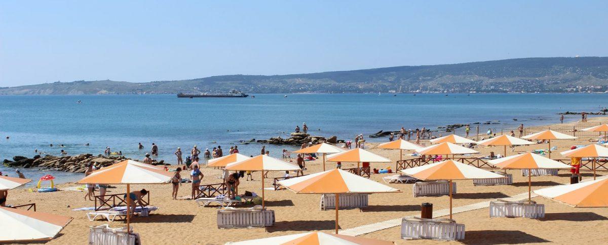 Открытие пляжного сезона