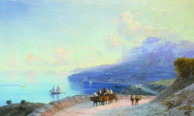 27 апреля в 11:00 состоится открытая лекция «Неизвестный Айвазовский. Жизнь и творчество.» во Дворце Культуры и Творчества «Чайка»