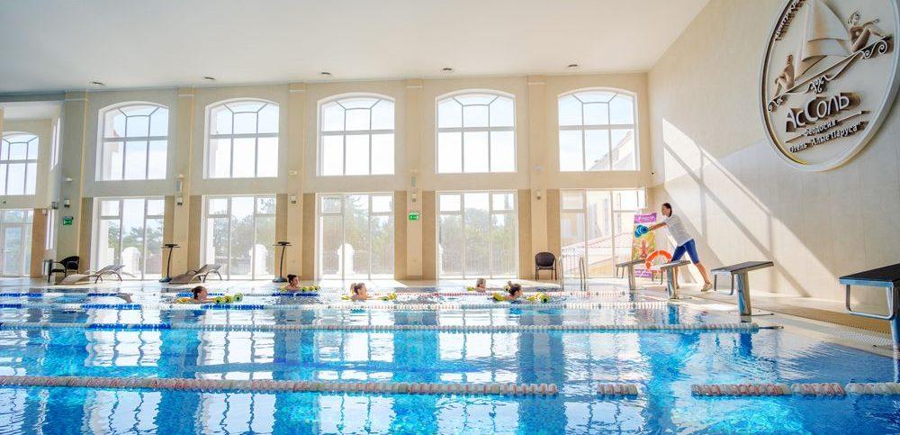 Бассейн и банный комплекс, а также жим-клуб «Поддубный» уходят на каникулы с заботой о Вас