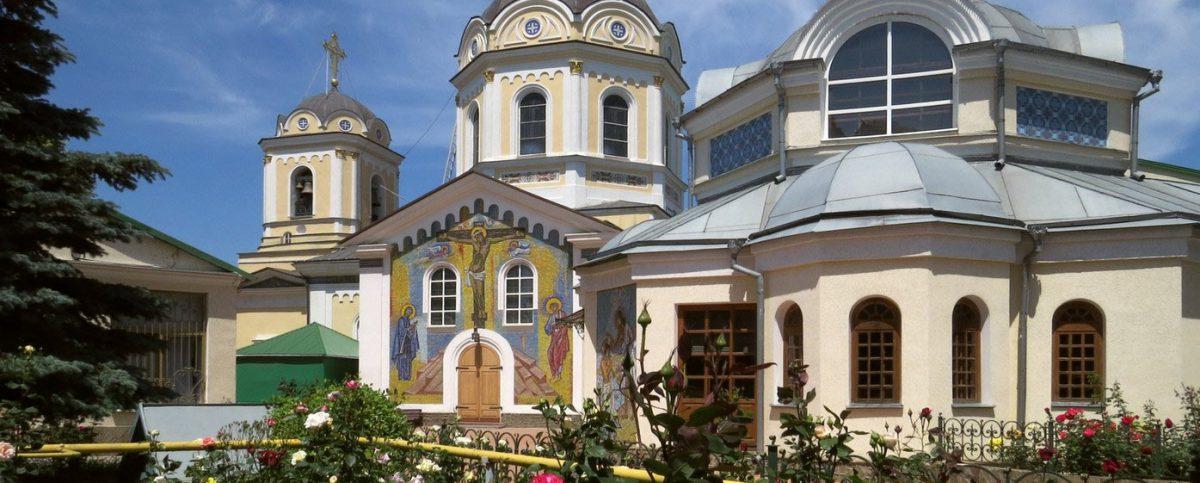 Православные святыни Тавриды (к чтимым мощам Святителей Луки и Гурия)