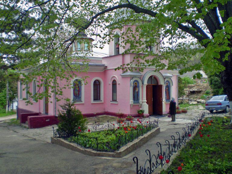 Топловский женский монастырь  св. вмч. Параскевы