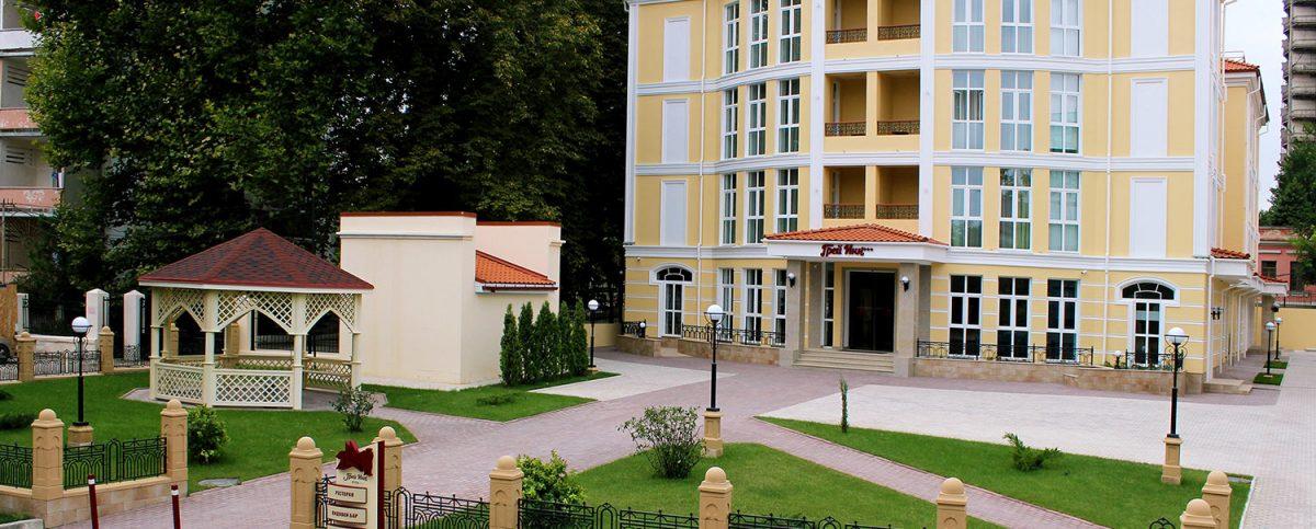 Первая большая награда отеля «Грей ИНН»