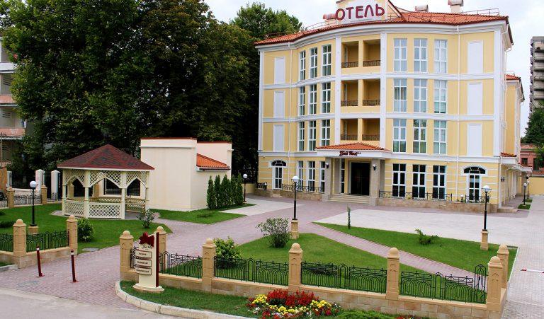 """Отель """"Грей ИНН"""""""