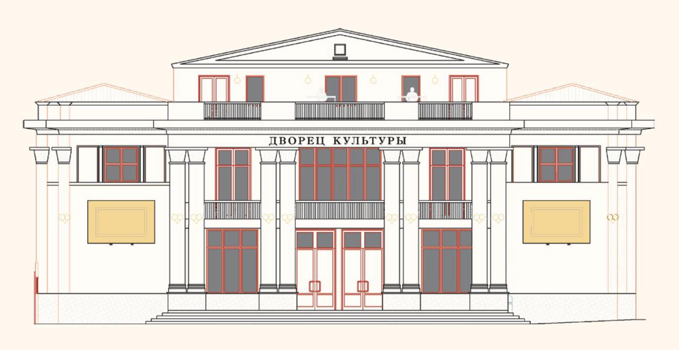 Киноконцертный зал на 330 гостей откроется в Феодосии уже в ноябре