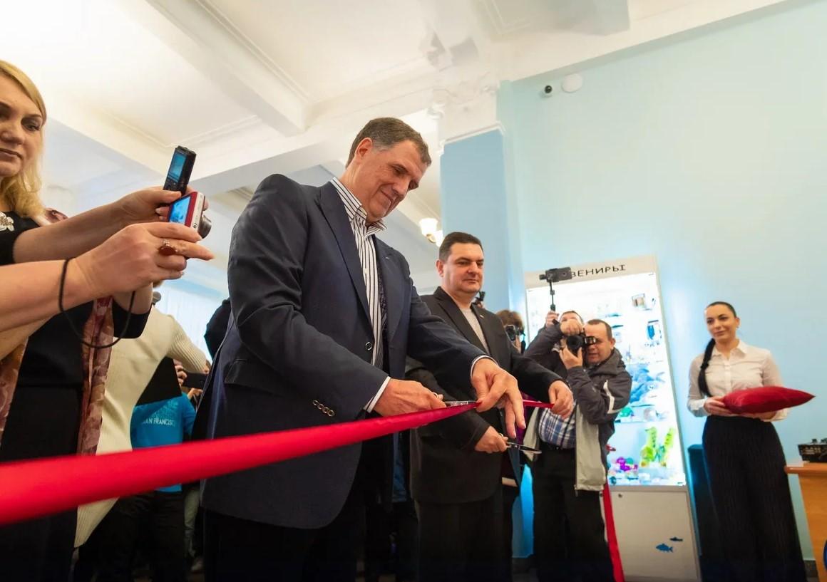 В субботу, 26 января, состоялось торжественное открытие Музея Рыбы и Рыболовства