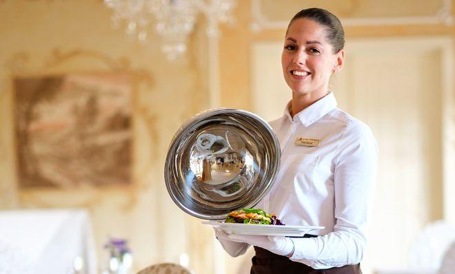 Попробуйте сезонное меню в ресторане «Эрмитаж». Специальное предложение от шеф-повара для Вас