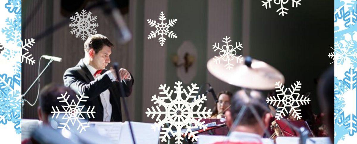 11 января «Рождественские встречи» в ДКТ «Чайка». Начало в 18:00, стоимость билетов от 250 до 500 рублей