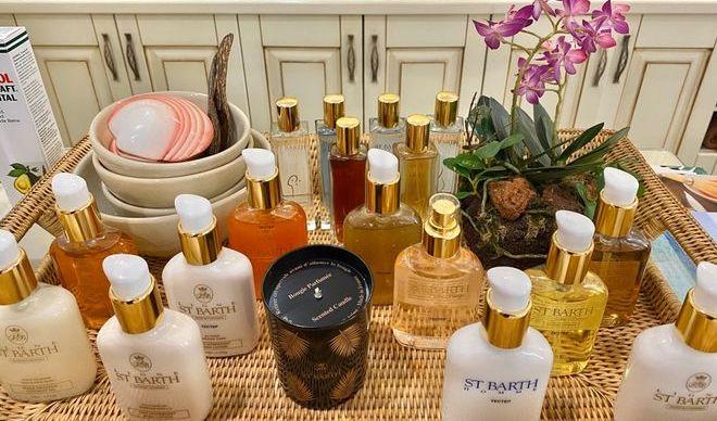 В Центре Красоты и Здоровья «АсСоль» новинка: в продаже появилась уникальная нишевая косметика и парфюмерия St Barth